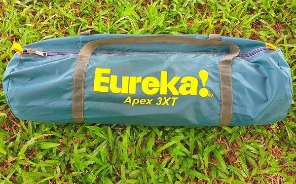 Lều cắm trại cho 4 người Eureka Juno 3TXA