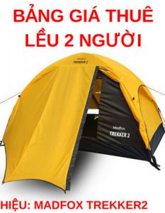 Hình ảnh lều cắm trại 2 người