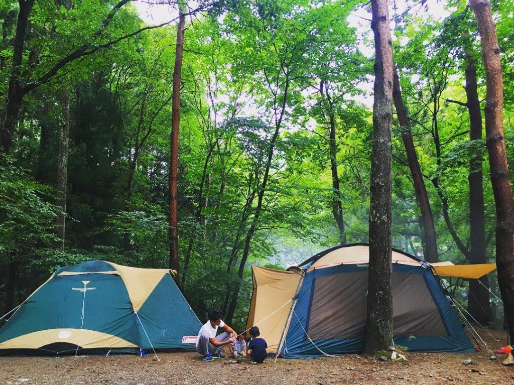 chuyen cho thuê lều cắm trại