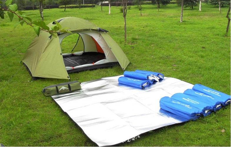 bạt lót cách nhiệt lều cắm trại