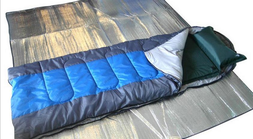 Cho thuê bạt cách nhiệt trải lều cắm trại