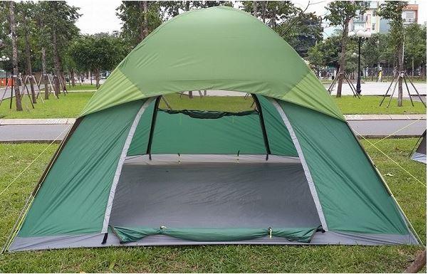 xưởng sản xuất lều cắm trại