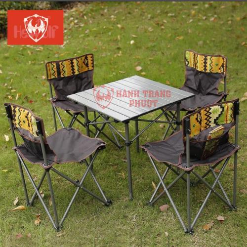 Cho thuê bàn ghế cắm trại giá rẻ