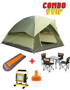 Full Combo thuê lều 10 người (VVIP)