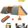 Full Combo thuê lều 16 người (VVIP)