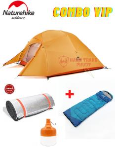 Combo lều 4 NatureHike (VIP)