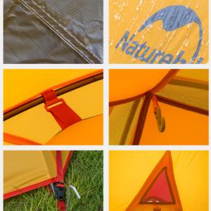 Cho thuê lều 4 người NatureHike