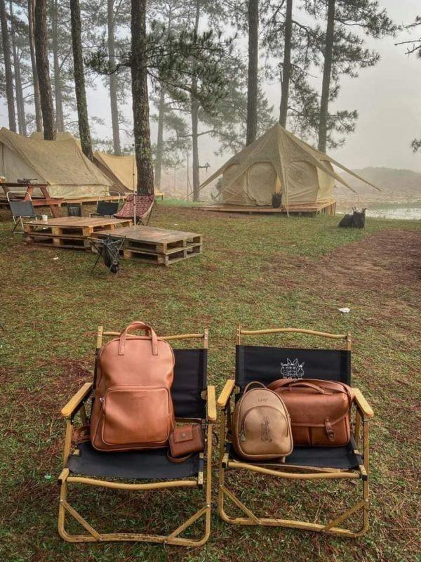 Sản xuất lều cắm trại