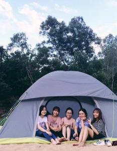 Thuê lều cắm trại cho 10 người